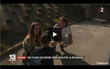 multi-accueil reportage insertion